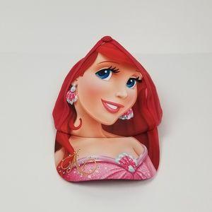 Disney princess Ariel baseball girl hat